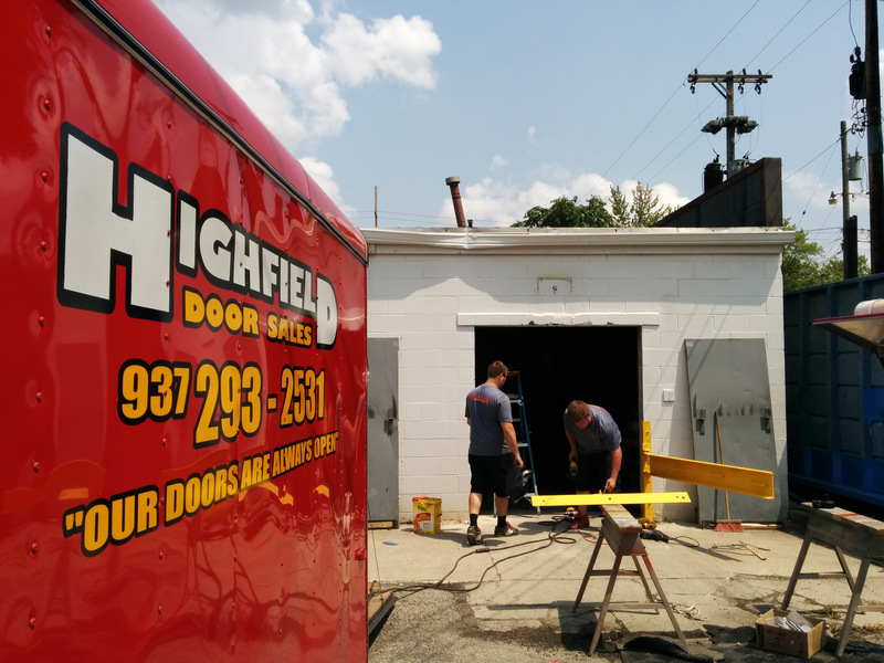 Highfield Door Sales Our Garage Doors Are Always Open